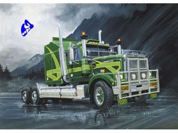 italeri maquette camion 0719 Australian Truck 1/24