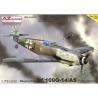 AZ Model Decalques avion AZ7657 Bf 109G-14/AS Reich Defence moule 2020 1/72