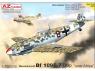AZ Model Decalques avion AZ7663 Bf 109E-7 Trop sur l'Afrique moule 2020 1/72