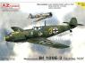 AZ Model Decalques avion AZ7665 Bf 109E-3 Sitzkrieg 1939 moule 2020 1/72