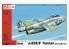 AZ Model Kit avion AZ4866 SAAB J-29F Tunnan 1/48