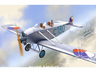KP Model kit avion Kpm4818 Avia BH-9 Boska 1/48
