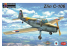 KP Model kit avion Kpm4809 Zlin C-106 1/48