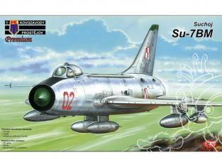 KP Model kit avion Kpm4804 Soukhoï Su-7BM 1/48