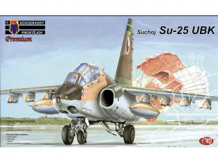 KP Model kit avion Kpm4802 Soukhoï Su-25UBK 1/48
