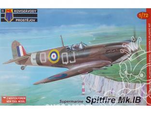 KP Model kit avion KPM0055 Supermarine Spitfire Mk.Ib 1/72
