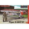 KP Model kit avion KPM0041 Piper K-68 C-8 1/72