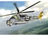 KP Model Hélicoptère Kpm0199 Mi-24D Pacte de Varsovie 1/72