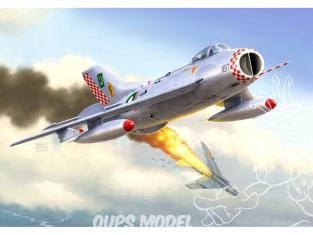 KP Model kit avion KPM0189 Shenyang F-6A Early 1/72