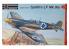 KP Model kit avion KPM0063 Supermarine Spitfire Mk.IXe Israelien 1/72