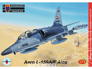 KP Model kit avion KPM0119 Aero L-159A/E ALCA 1/72