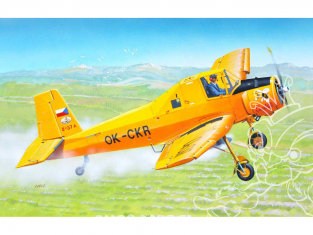 KP Model kit avion KPM0103 Let Z-37A Čmelák 1/72