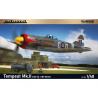 EDUARD maquette avion 82124 Tempest Mk.II Early version ProfiPack Edition 1/48