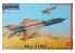 KP Model kit avion Kpm0088 Mikoyan-Gourevitch MiG-21MF Utilisateurs du tiers monde 1/72