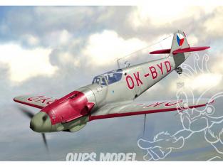 KP Model kit avion KPM0205 Avia S-99 (C-10) 1/72