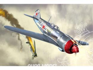 KP Model kit avion KPM0206 Lavotchkine La-5F Late 1/72