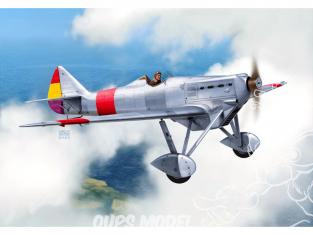 KP Model kit avion KPM0180 Dewoitine D.501 International 1/72