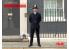 Icm maquette figurine 16011 Policier britannique 1/16