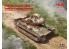 Icm maquette militaire 35337 FCM 36 Char léger français en service allemand 1/35