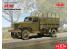 Icm maquette militaire 35593 G7107 Camion de l'armée de la Seconde Guerre mondiale 1/35