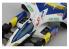 Aoshima maquette voiture 59050 Super Asurada AKF-11 Cyber Formula 1/24