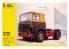 HELLER maquette camion 80773 Scania LB-141 1/24