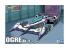 Aoshima maquette voiture 59043 Ogre AN-21 Cyber Formula 1/24