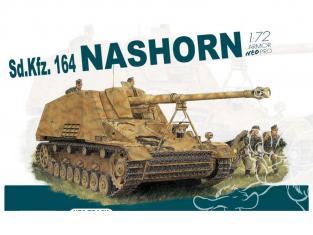 Dragon maquette militaire 7626 Sd.Kfz.164 Nashorn avec chenilles NEO 1/72