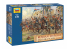 Zvezda maquette figurines 8055 Hussards russes 1812-1814 1/72