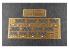 TRUMPETER photodecoupe 06647 SET AMELIORATION pour USS Langley AV-3 1/350