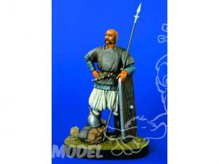 Verlinden maquette figurine historique 0848 Viking Europe de Est 120mm
