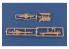 Hobby Boss maquette militaire 82933 Missile sol-air et lanceur soviétique SAM-2 1/72
