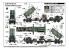 Trumpeter maquette militaire 07157 M983 HEMTT et M901 Station de lancement du système MIM-104F Patriot SAM (PAC-3) 1/72