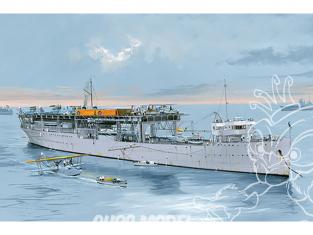 TRUMPETER maquette bateau 05632 USS Langley AV-3 1/350