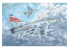 TRUMPETER maquette avion 03221 F-100C Super Sabre 1/32