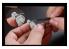 Border model outillage BD0061 Couteau à ciseler demi-cercle 1.5mm