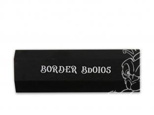 Border model outillage BD0105-D Cale à poncer en métal
