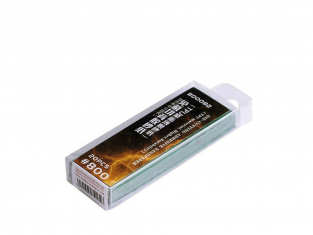 Border model outillage BD0082 Papier abrasif autocollant 800 x20