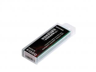 Border model outillage BD0083 Papier abrasif autocollant 1000 x20