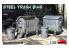 Mini Art maquette militaire 35636 POUBELLES EN ACIER 1/35