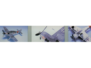 dragon maquette avion 5502 focke wulf 1/48