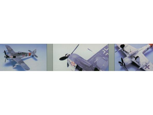 dragon maquette avion 5502 focke wulf 1/48