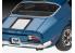 Revell maquette voiture 67672 model set 1970 Pontiac Firebird peintures principale colle et pinceau 1/24