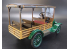 AMT maquette voiture 1237 1923 Ford T Depot Hack 1/25