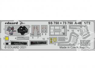 Eduard photodecoupe avion 73750 Amélioration A-4E Fujimi / Hobby 2000 1/72
