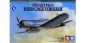 tamiya maquette avion 60774 Vought F4U-1 Corsair Birdcage 1/72