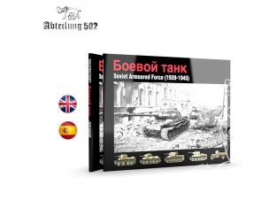 ABTEILUNG502 livre 609 FORCE BLINDÉE SOVIETIQUE (1939-1945) en Anglais
