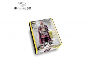 Abteilung 502 figurine ABT1012 OFFICIER DE CAVALERIE ROMAINE 180 A.D. 54mm Résine.