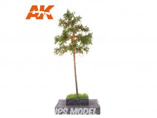 AK interactive Diorama series ak8177 Arbre PIN 1:72 / 1:48 / H0