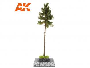 AK interactive Diorama series ak8187 Arbre ÉPICÉA 1:35 / 1:32 / 54mm